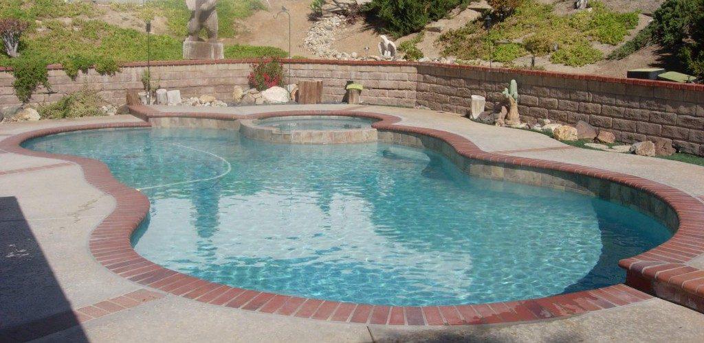 Westlake Village pool remodeling