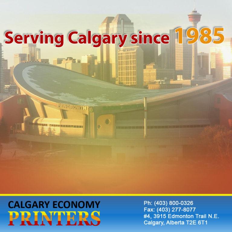 Print Shop at Calgary
