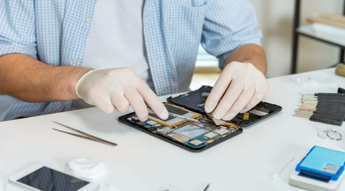 Essential Tools for iPhone Service